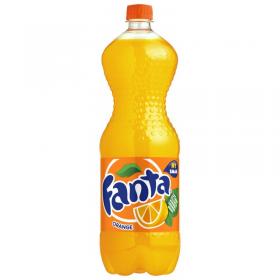 Fanta Orange Pools 1.5 lt zonder statie (PL)