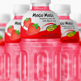 Mogu Mogu Strawberry 24x320ml