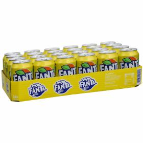 Fanta Lemon 24x0.33L