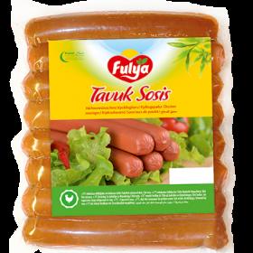 Fulya Tavuk Sosis 800gr **Actie**