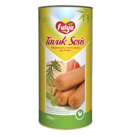 Fulya Tavuk Sosis Blik 550g