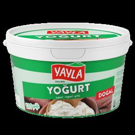 Yayla Yogurt Dogal Yagli 3.5% 2kg