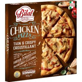 Bilal Chicken Pizza 365g