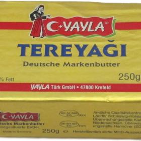 Yayla Tereyagi 250g
