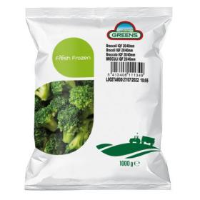 Greens Broccoli 20/40 1000g