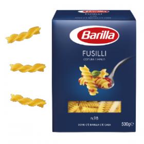 Barilla Fusilli 500g **Actie**