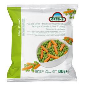Greens Erwten & Wortelen 1kg