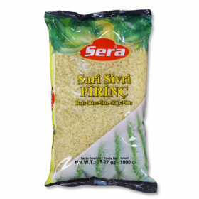 Sera Sari Sivri Pirinc 1kg