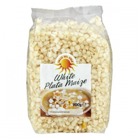Valle Del Sole White Hominy Mais 900g