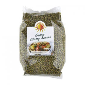 Valle Del Sole Green Mung Beans 900g