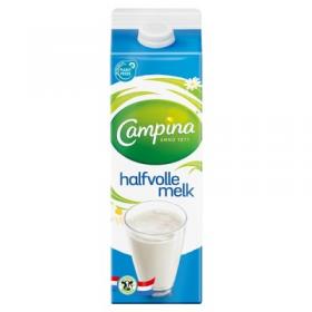 Campina Halfvolle Melk 1L