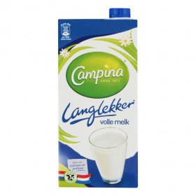 Campina Houdbaar Volle Melk 1L