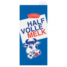 Landhof Halfvolle Melk 1L