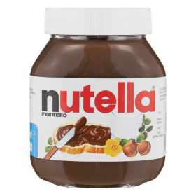 Nutella Chocoladepasta 630g