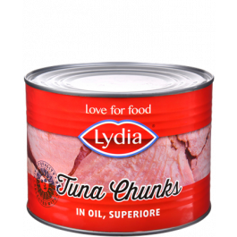 Lydia Tuna In Oil 1705g