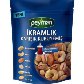 Peyman Ikramlik Kuruyemis 165g
