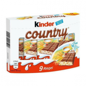 Kinder Country 9st 23.5g