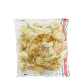 Sodiro's Cassave Chips 100g
