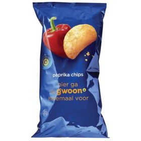 Gwoon Paprika Chips 225g