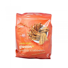 Gwoon Zoute Sticks 250g
