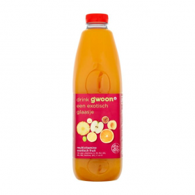 Gwoon Multivitamine Exotisch Fruit 1.5L