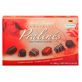 Maitre Truffout Pralines Exquisite 180g