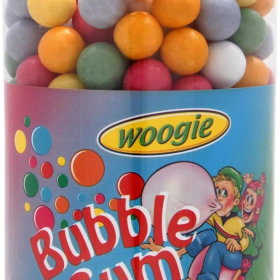Woogie Bubble Gum 500g