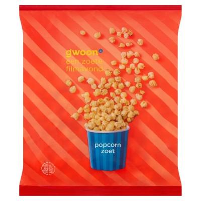 Gwoon Popcorn Zoet 175g