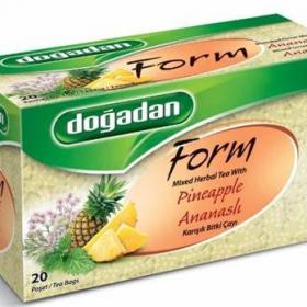 Dogadan Form Ananas 20st