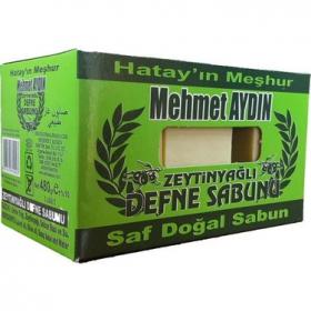 Mehmet Aydin Zeytinyagli Defne Sabun 480g