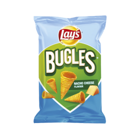 Lays Bugles Nacho Cheese 115g