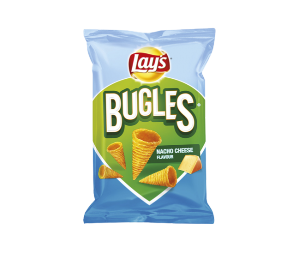 Lays Bugles Nacho Cheese 115g