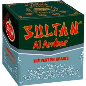 Sultan Al Ambar Groene Thee 1000g