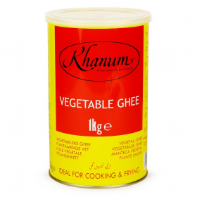 Khanum Vegetable Ghee 1kg