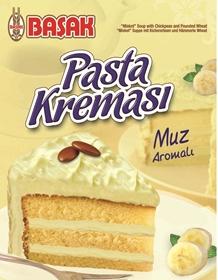 Basak Pasta Kremasi Muz Aromali 140g