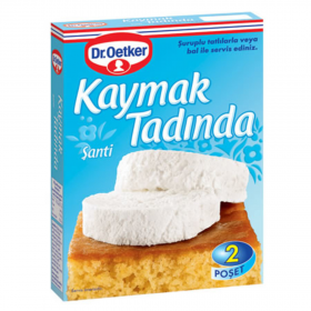 Dr Oetker Kaymak Tadinda 2x75g