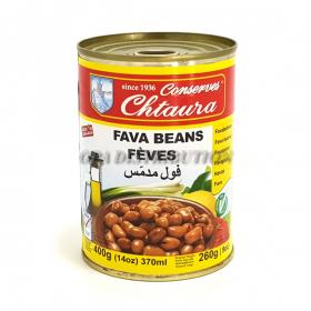 Chtoura Fava Beans Feve 400g