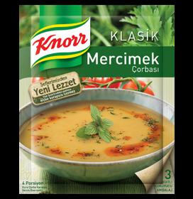 Knorr Mercimek Corbasi 85g
