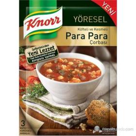 Knorr Para Para Corbasi 85g