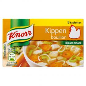 Knorr Kip Bouillon 8st