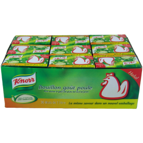 Knorr Chicken Bouillon 36st