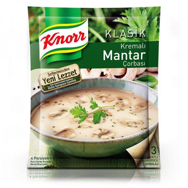 Knorr Mantar Corbasi 63g