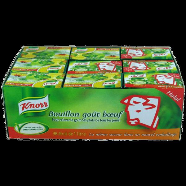 Knorr Rund Bouillon 36st