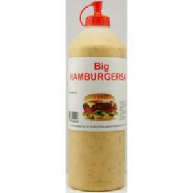 Rimboesaus Hamburger Saus 1L
