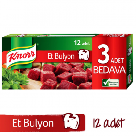 Knorr Et Bulyon 12st
