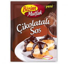 Bizim Mutfak Cikolata Sos 128g