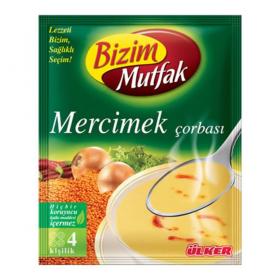 Bizim Mutfak Mercimek Corbasi 65g