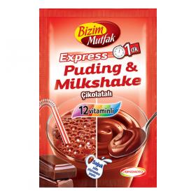 Bizim Mutfak Puding&Milkshake Cikolatali 30g