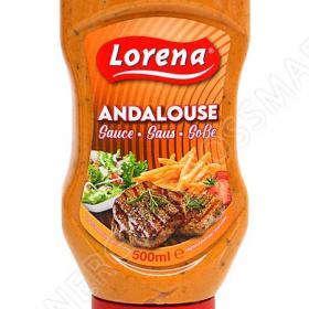 Lorena Andalouse Saus 500 ml
