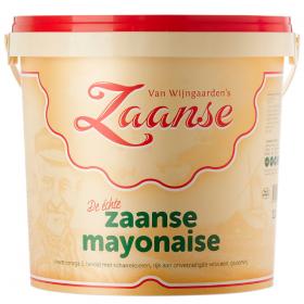 Zaanse Mayonaise 10L